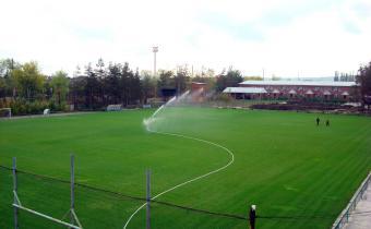 Тренировочное поле: 90х45