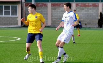 Молодежка «Строгино» бьет рекорд результативности в «Гиганте»