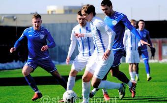 «Новосибирск» проиграл «Черноморцу»