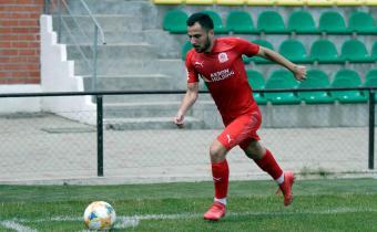«Акрон» сыграл вничью с «Зенит-Иркутск»