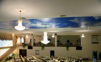 Спортивный комплекс Гигант. Ресторан Звездный.