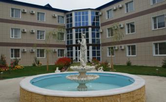 Спортивный комплекс Гигант. 2-й гостиничный корпус.
