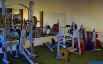 Спортивный комплекс Гигант. Тренажерный зал.