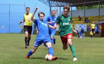 Полуфинал «Динамо» и «Локомотив».