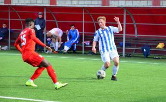 Товарищеская игра между командами «Калуга» и «Виста»