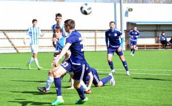 Матч «Зенит-Ижевск» - «Калуга»
