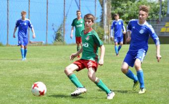 Порткомплексе «Гигант» прошли матчи второго тура Первенства России