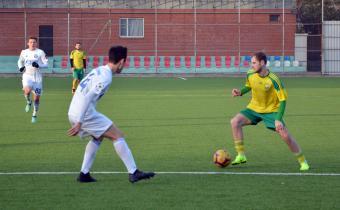 Товарищеский матч «Оренбург» - «Кубань»