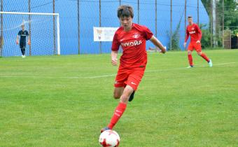 Матчи группового этапа Первенства России среди футбольных школ