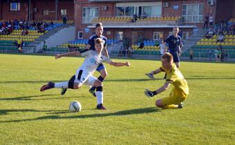Один из матчей 3-го игрового дня Краснодар – УОР-5
