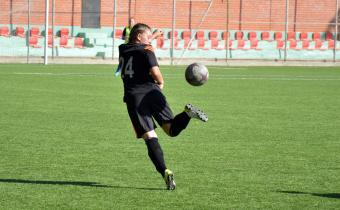 Матч между командами «Магнолия» - «МУ ДО ДЮСШ №13».