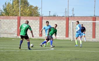 Итоги первого дня турнира по мини-футболу памяти погибших сотрудников МВД Кубани