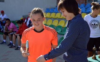 Торжественное закрытие финальной части первенства России по футболу