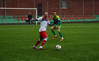 """Матч """"Цска"""" Ростов - """"Кубань-2"""" Краснодар."""