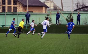 "Матч ""Чертаново"" и ""Олимпиец"""