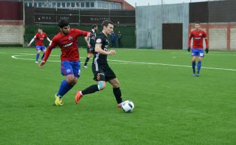 «Армавир» разгромил молодежный состав «СКА-Хабаровск»