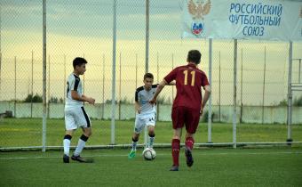 Матч между командами Краснодар – Рубин