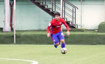 Матч «Кубань-2» и «молодежка» «СКА-Хабаровск»