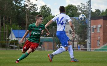 Матч за призовое место между командами Локомотив – Динамо