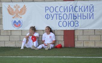 В «Гиганте» проходит финал Первенства России среди девочек до 13 лет