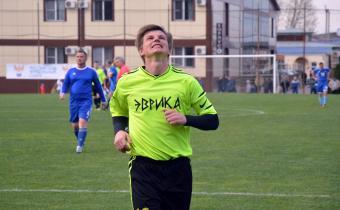 Команда Аршавина обыграла ветеранов Крымска