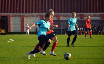Завершился групповой этап Первенства России по футболу среди девушек