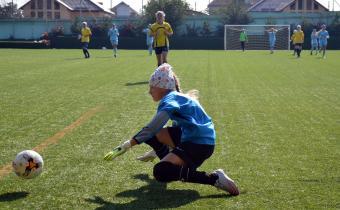 Матч между командами ФК Невский фронт – ФК Виктория (Екатеренбург)