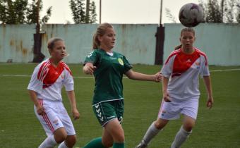 Третья разгромная победа от ФК «Кубаночка»