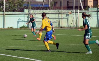 Матч «Краснодарский Край» - «Московская область»