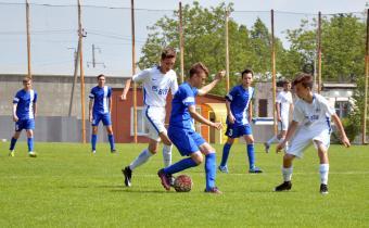 Матч команд Динамо - Академия Тольятти  за выход в полуфинал.