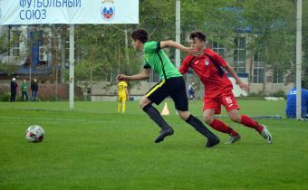 Матч между командами Амкар - Анжи