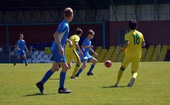 Матч двух равных команд Сибирь - Анжи
