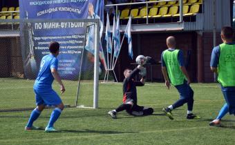 Встреча между командами «МВД России по Брянской области» - «МВД России по СКФО».