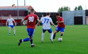 «СКА-Хабаровск» с минимальным счетом обыграл «Биолог-Новокубанск»