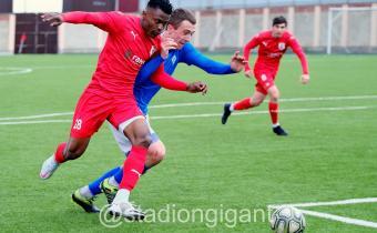 «Динамо-Барнаул» потерпел два поражения с общим счетом 0:6