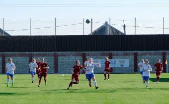 Третья победа тамбовской «Академии футбола»