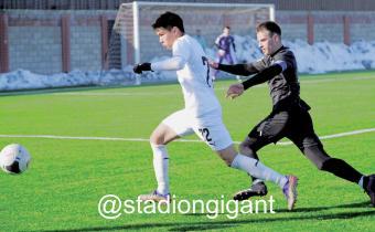 «Кубань-Холдинг» обыграл «Краснодар-2» в необычном матче