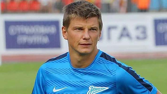 Андрей Аршавин примет участие в товарищеском матче в «Гиганте»