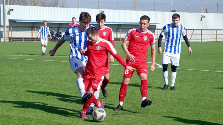 «Калуга» начала сбор с победы над молодежной командой «Тамбова»