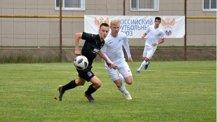 СШОР «Зенит» выиграл Первенство России