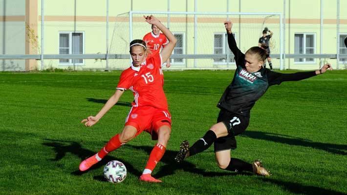 Молодежная сборная России обыграла «Краснодар»