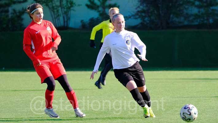 «Дончанка» отправила 6 безответных мячей в ворота «Академии футбола»
