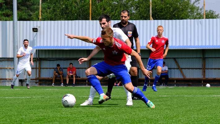 «СКА-Хабаровск» начал сбор с двух побед