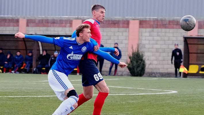 «Оренбург-2» добился победы над «Читой»