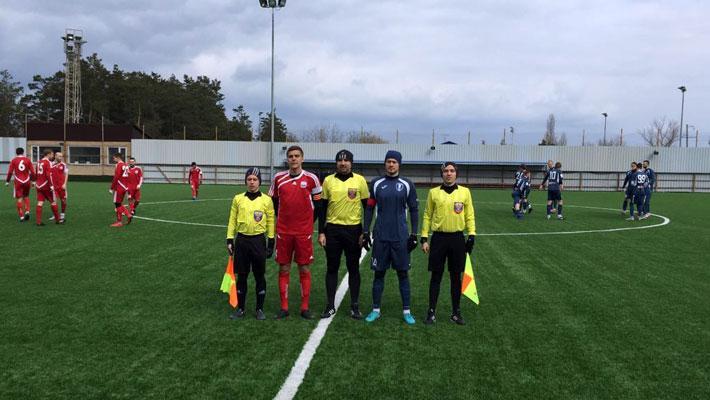 «Калуга» провела два матча в один день