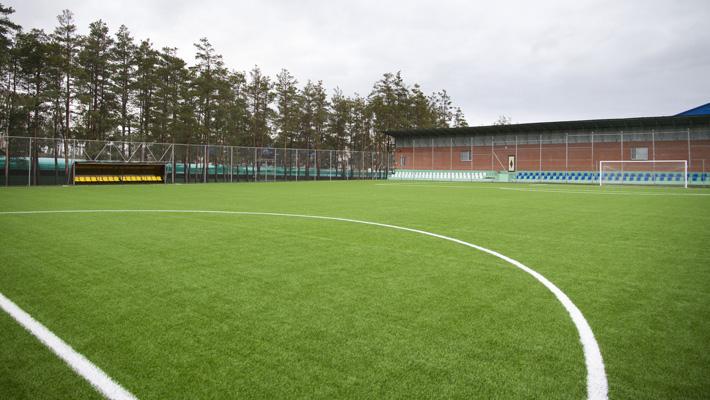 Молодежная сборная Москвы провела товарищеский матч с «Витязем»