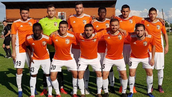Пятикратный обладатель Суперкубка Армении начал сбор в «Гиганте»