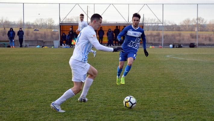 Матч «КамАЗ» - «Черноморец»