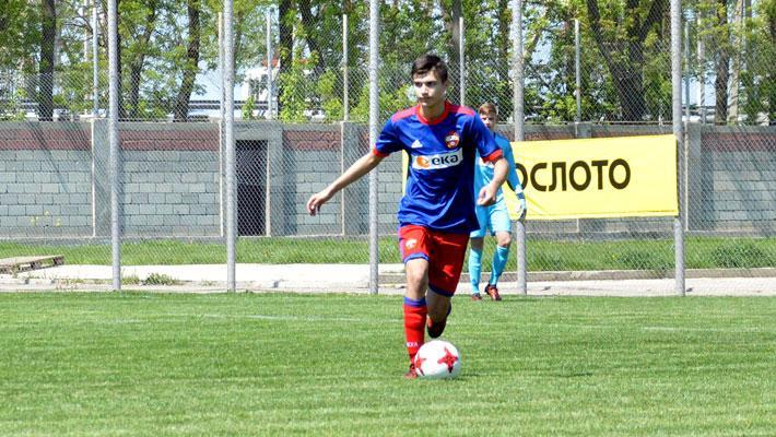 Матчи 2-го тура Первенства России среди футбольных школ