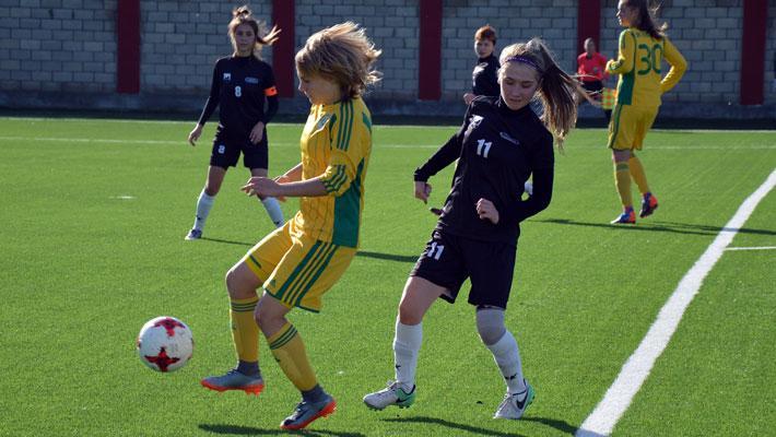 в матче встретились команды «Кубаночка» - «Рекорд».